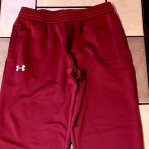 Mens underarmour sweats size XL